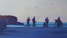 Bruce Malloch - Sunset Fishing - Kalbarri WA